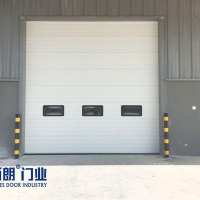 上海镀锌钢板工业提升门