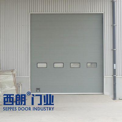 上海户外抗风筋工业提升门