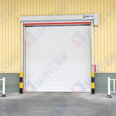上海车间组合型工业提升门与快速门
