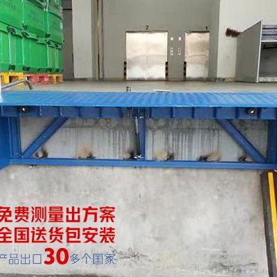 上海新建厂房装卸平台
