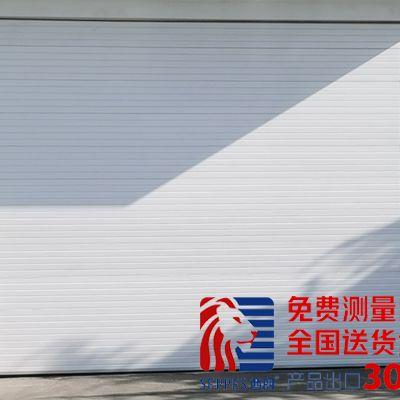 上海大型生鲜配送分拣区自动工业提升门