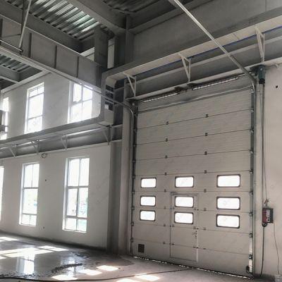 宏润空压机工业提升门