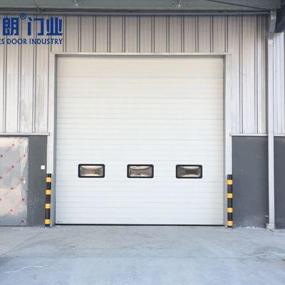 该怎么选工厂外部使用工业提升门
