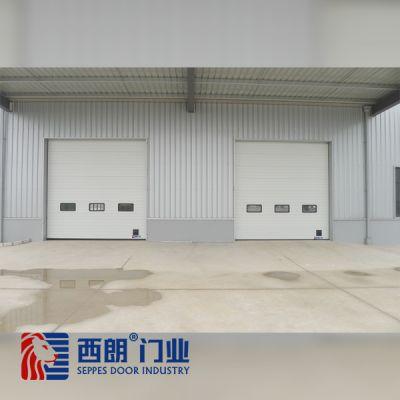 嘉吉仓储厂房工业提升门项目