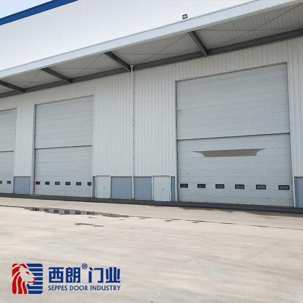 上海保税仓库工业提升门