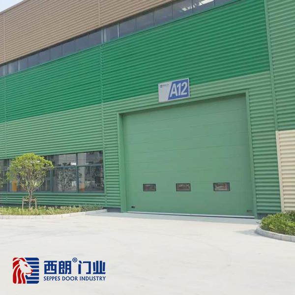 上海保温防尘工业提升门