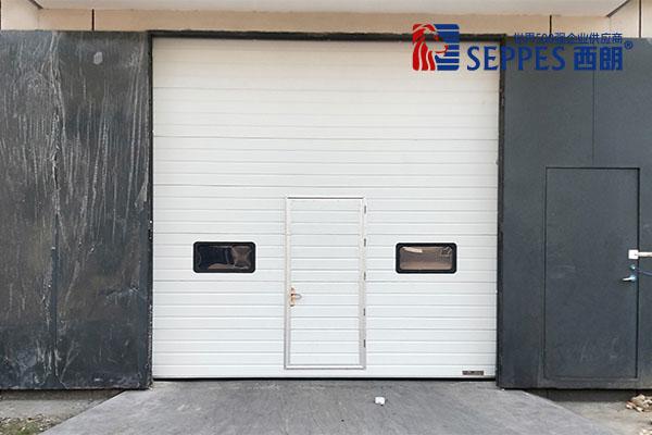 上海多种控制方式的工业提升门