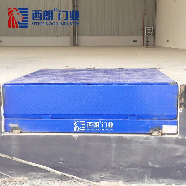上海运输口装卸货平台