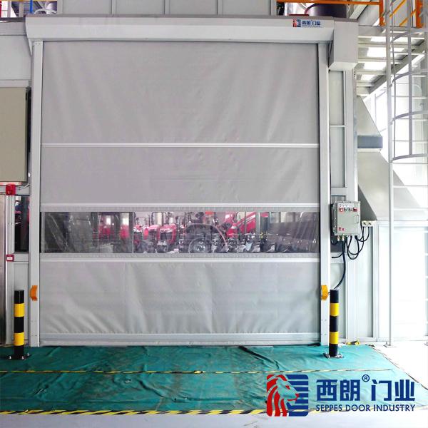 上海改造厂防爆快速卷帘门