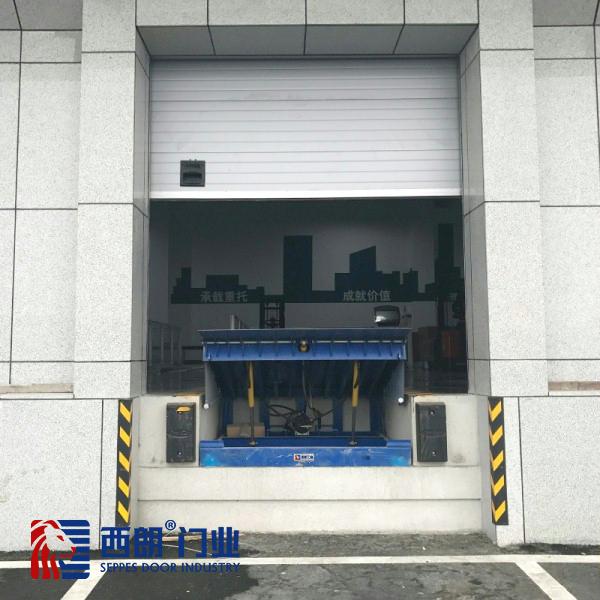 上海物流园装卸平台