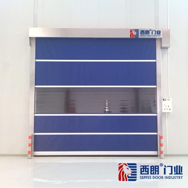 上海食品车间快速卷帘门