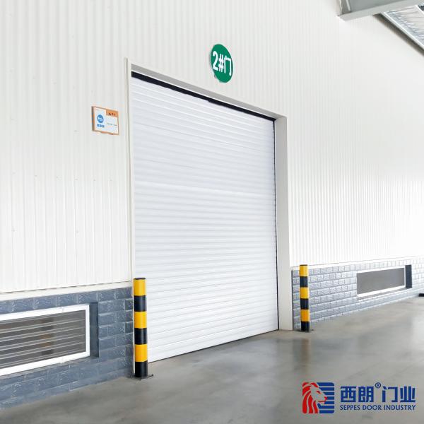 上海工业防盗提升门
