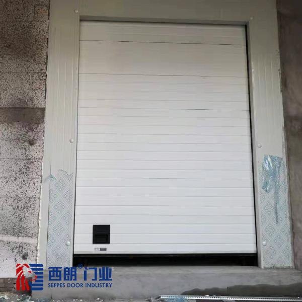 宁波生鲜冷藏工厂工业提升门
