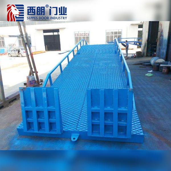 上海各大厂房运输登车桥