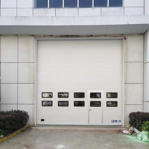 南京电动工业提升门