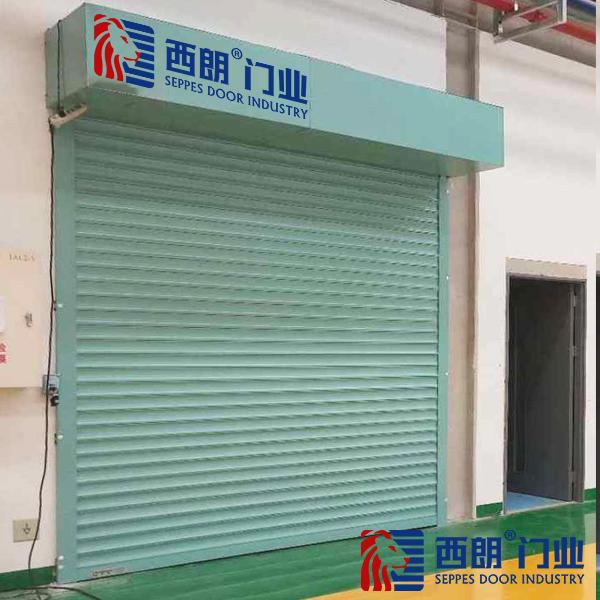 上海铝合金欧式卷帘门