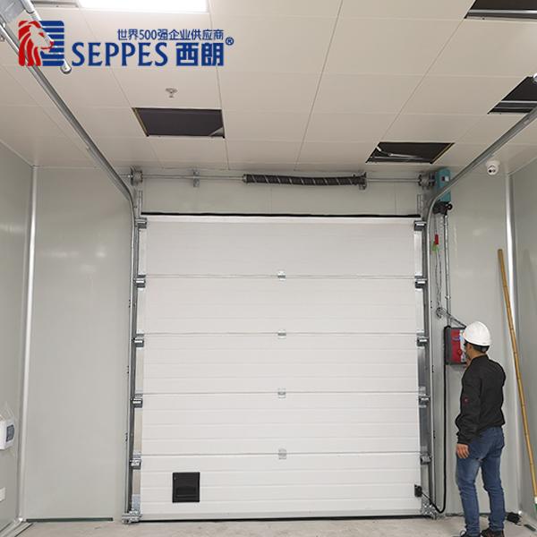 上海港口码头厂房工业提升门