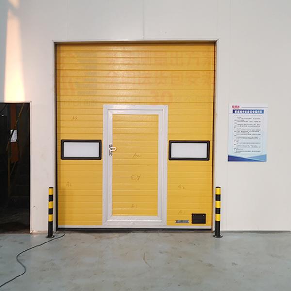 旧厂房翻新工业提升门